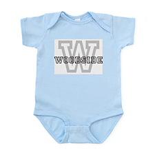 Woodside (Big Letter) Infant Creeper
