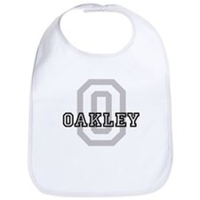 Oakley (Big Letter) Bib