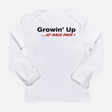 kids growing up Long Sleeve T-Shirt
