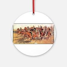 Best Seller Wild West Ornament (Round)