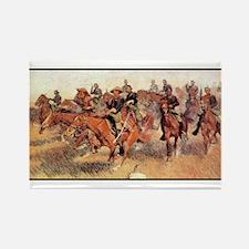 Best Seller Wild West Rectangle Magnet