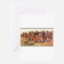 Best Seller Wild West Greeting Card