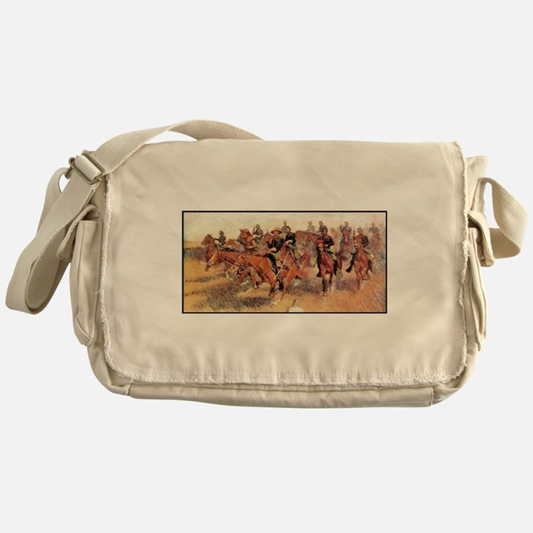 Best Seller Wild West Messenger Bag
