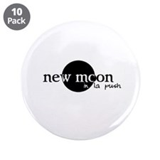 """New Moon in La Push 3.5"""" Button (10 pack)"""