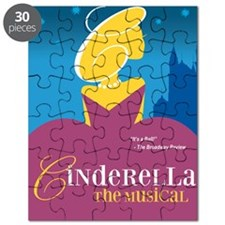Cinderella the Musical Poster Puzzle