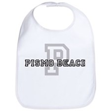 Pismo Beach (Big Letter) Bib