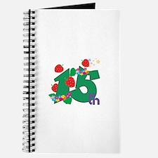 15th Celebration Journal