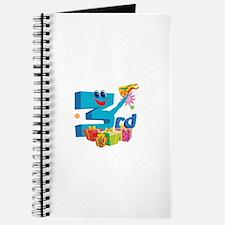 3rd Celebration Journal