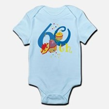 60th Celebration Infant Bodysuit