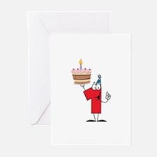 1st Celebration Greeting Cards (Pk of 20)