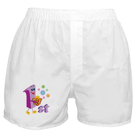 1st Celebration Boxer Shorts
