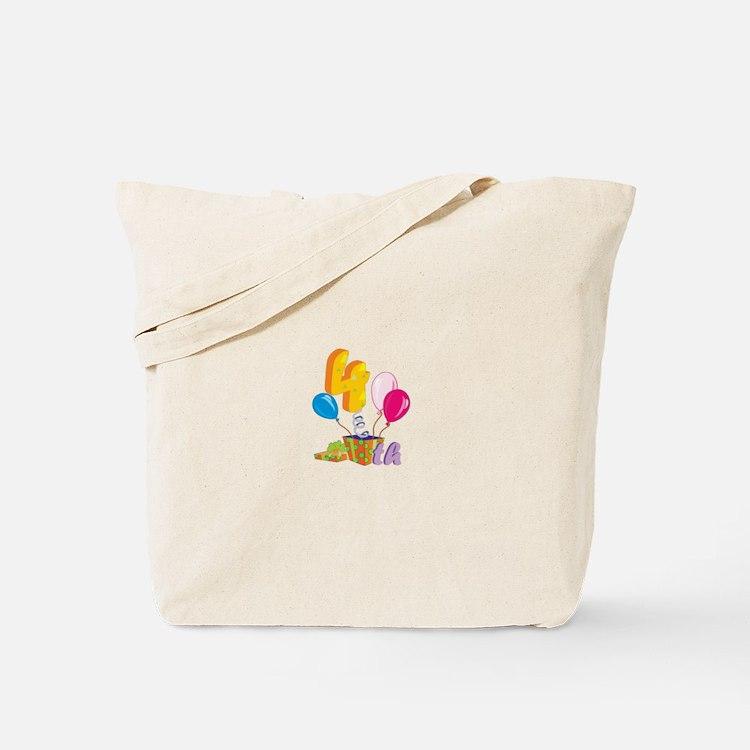 4th Celebration Tote Bag