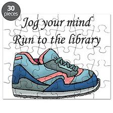 """""""Jog Your Mind"""" Puzzle"""