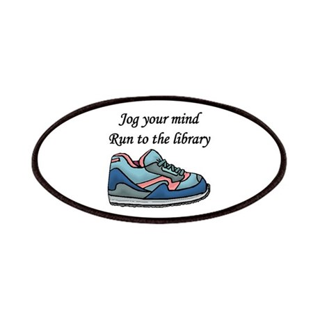 """Jog Your Mind"" Patches"
