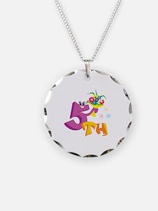 5th Celebration Necklace