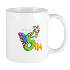 6th Celebration Mug