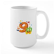 9th Celebration Mug