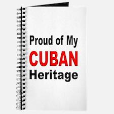 Proud Cuban Heritage Journal