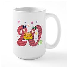 20th Celebration Mug