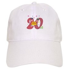 20th Celebration Baseball Cap