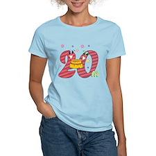 20th Celebration T-Shirt