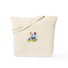 21st Celebration Tote Bag