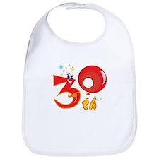 30th Celebration Bib