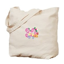 30th Celebration Tote Bag