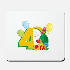 40th Celebration Mousepad