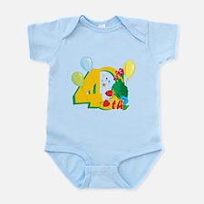 40th Celebration Infant Bodysuit