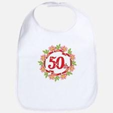 50th Celebration Bib