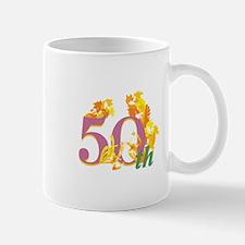 50th Celebration Mug
