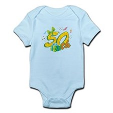 50th Celebration Infant Bodysuit