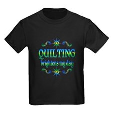 Quilting Brightens T