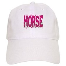 The Horse - Funny Quips Baseball Cap