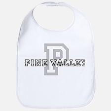 Pine Valley (Big Letter) Bib
