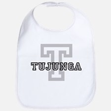 Tujunga (Big Letter) Bib