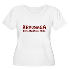 Krav Maga Real Martial Arts T-Shirt