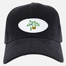 Cancer Doesn't Live Tree Owl Baseball Hat