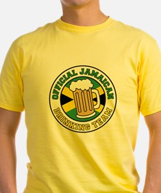 Official Jamaican Drinking Team T