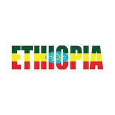 Ethiopia Wall Decal  Sticker