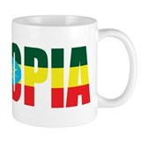 Ethiopian mug Small Mugs (11 oz)