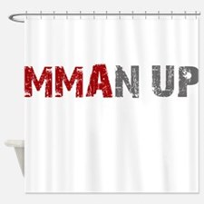 MMANUP Shower Curtain
