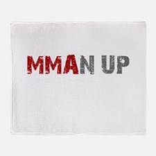 MMANUP Throw Blanket