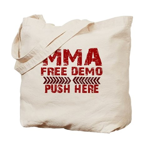 MMA Free demo Tote Bag