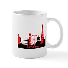 London landmarks tee 3cp.png Small Mug