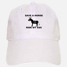 SAVE A HORSE RIDE MY ASS Baseball Baseball Cap