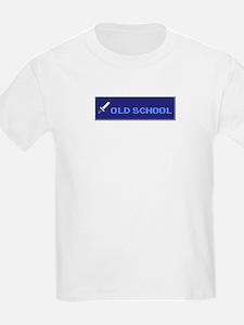 Old School Gamer Kids T-Shirt