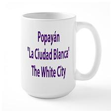 Popayán frases colombianas Mug