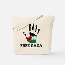 Cute Gaza Tote Bag